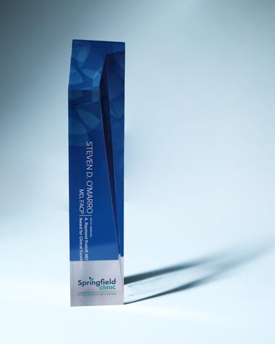 Springfield Clinic Eveloff Award