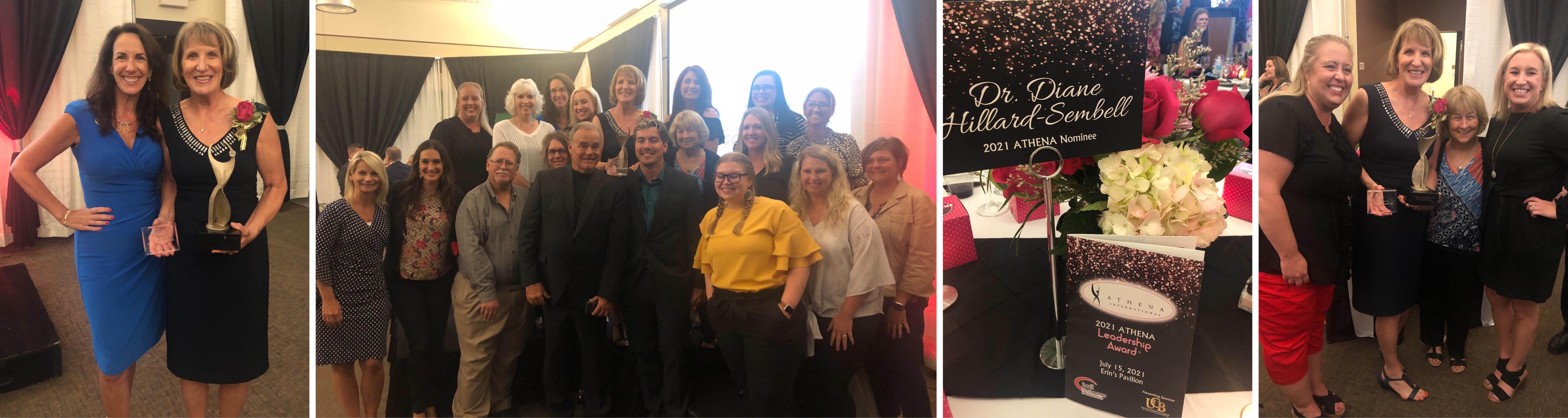 Photo gallery from Athena Award ceremony in Springfield, Illinois