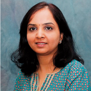 Female hospital medicine doctor headshot