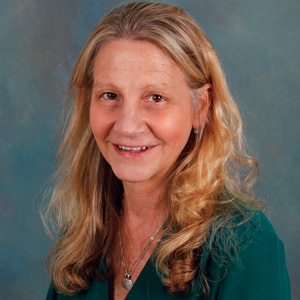Female infectious diseases & travel medicine nurse practitioner headshot