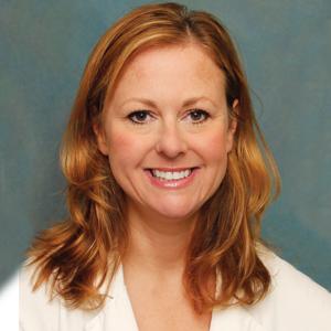 Female pulmonary diseases physician assistant headshot