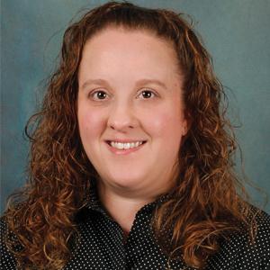 Female internal medicine nurse practitioner headshot