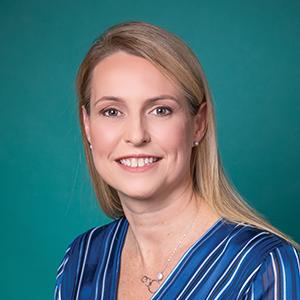 Female neurology doctor headshot