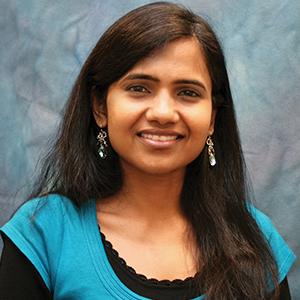 Female gastroenterology doctor headshot