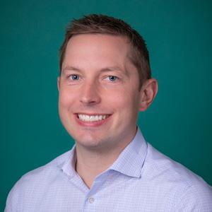 Male audiology specialist headshot