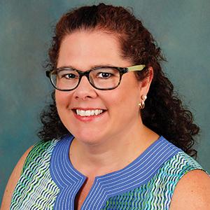 Female urology nurse practitioner headshot