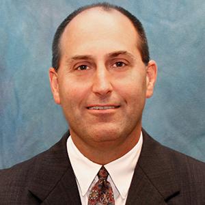 Male gastroenterology nurse practitioner headshot
