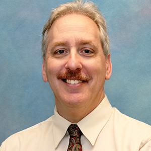Male neurology doctor headshot