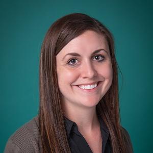 Female urology nurse practitioner professional headshot