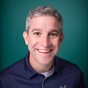 Male the cancer center physician assistant headshot