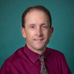Male endocrinology doctor headshot