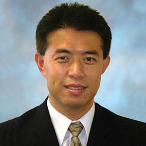 Male otolaryngology doctor headshot