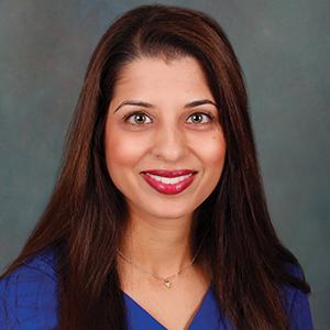 Female orthopedics physician assistant headshot