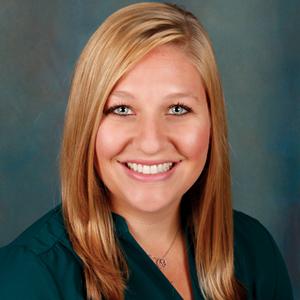 Female gastroenterology nurse practitioner headshot