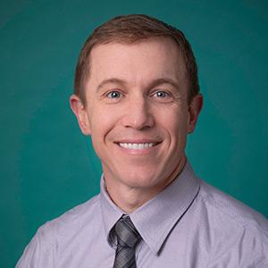 Male radiology doctor headshot