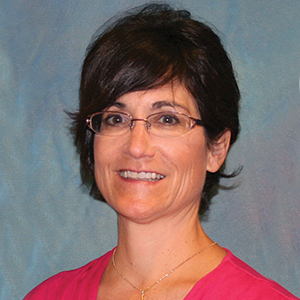 Female audiology specialist headshot