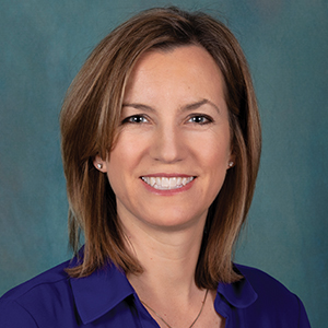 Female gastroenterology physician assistant headshot