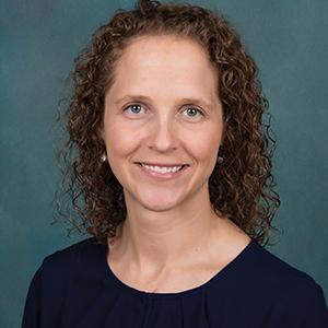 Female otolaryngology physician assistant headshot