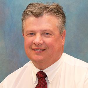 Male gastroenterology doctor headshot