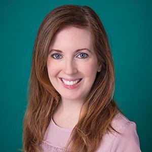 Female behavioral health licensed clinical social worker headshot