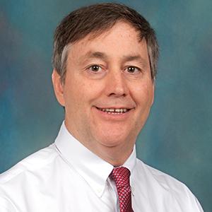 Male vascular surgery doctor headshot