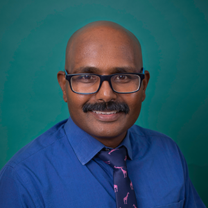 Male general surgery doctor headshot