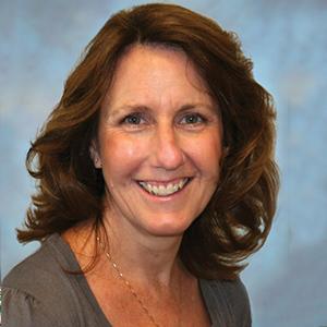 Female pulmonary diseases nurse practitioner headshot