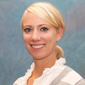 Female neurological surgery nurse practitioner headshot