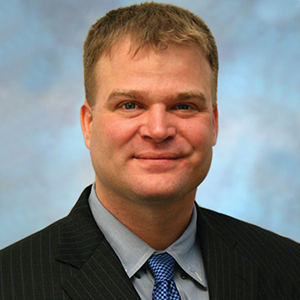 Male anesthesiologist professional headshot