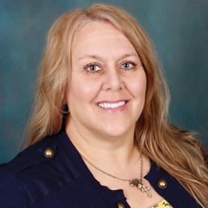 Female allergy nurse practitioner professional headshot