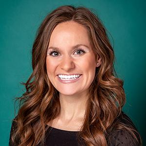 Female trauma & acute care surgery physician assistant headshot