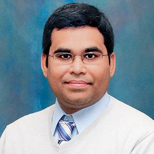 Male hospital medicine doctor headshot