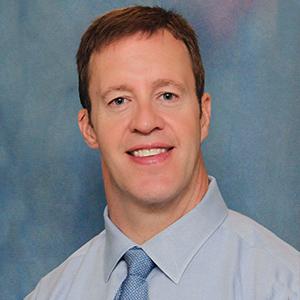 Male optometry doctor headshot