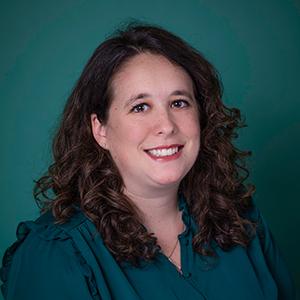 Female pediatrics doctor headshot